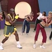 exercises fitness lose weight  ( Taebo )