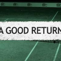 Officiating - A good return