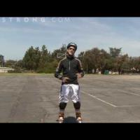 How to Rollerblade Backwards