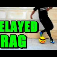 DELAYED DRAG(Soccer Tutorial)