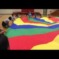 Middle School Parachute Activities