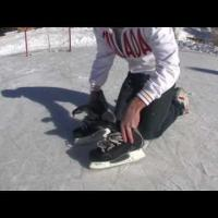 How to Stop on Skates