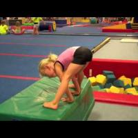 Straddle Sole Circle Dismounts