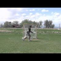 The Ultimate Guide to Youth Lacrosse - Shooting in Close Drill