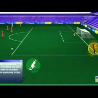 Football offside / Law 11