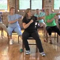 Senior Exercise Aerobic Video, Elderly Exercise, Chair Exercise