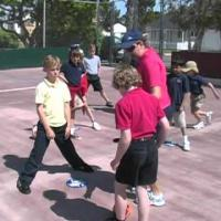 Physical Education (PE) Activity: Tunnel Dribble