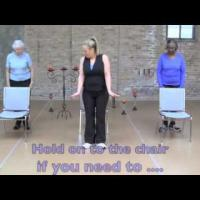 Balance and Posture Exercise for Seniors