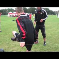 Soccer Drills For Kids: Soccer Ball Control