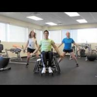 Exercise Video for People with Intellectual and Physical Disabilities (PART 2)
