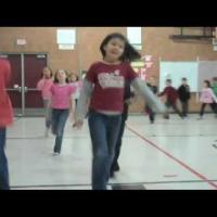 PE Showcase - Evergreen Public Schools - Halftime video