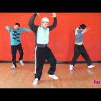 PARTY ROCK - Dance Tutorial