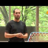 Tchoukball at school from the point of view of the teacher
