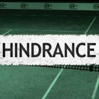 Officiating - Hinderance
