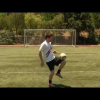 How To Do A Knee Trap In Soccer