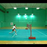 Badminton Techniques Forehand net shot