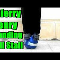 Learn Thierry Henry Standing Ball Stall