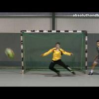 Teamhandball Goalkeeper Training
