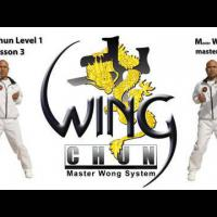 Wing Chun Lesson 3: basic leg exercise/moving forward with turn