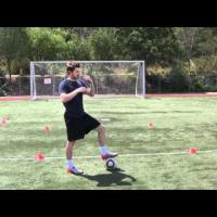 Soccer Drills - Top 5 Soccer Training Drills To Improve Fast