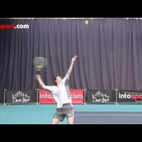 Tennis Serve- Slice Serve Technique