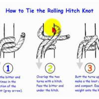 How to Tie the Most Vital Sailing Knot!