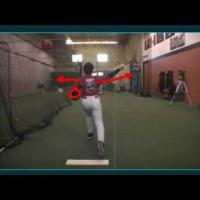 1st Pitching Lesson Video Analysis