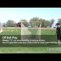 The Ultimate Guide to Youth Lacrosse - Off Ball Play 3